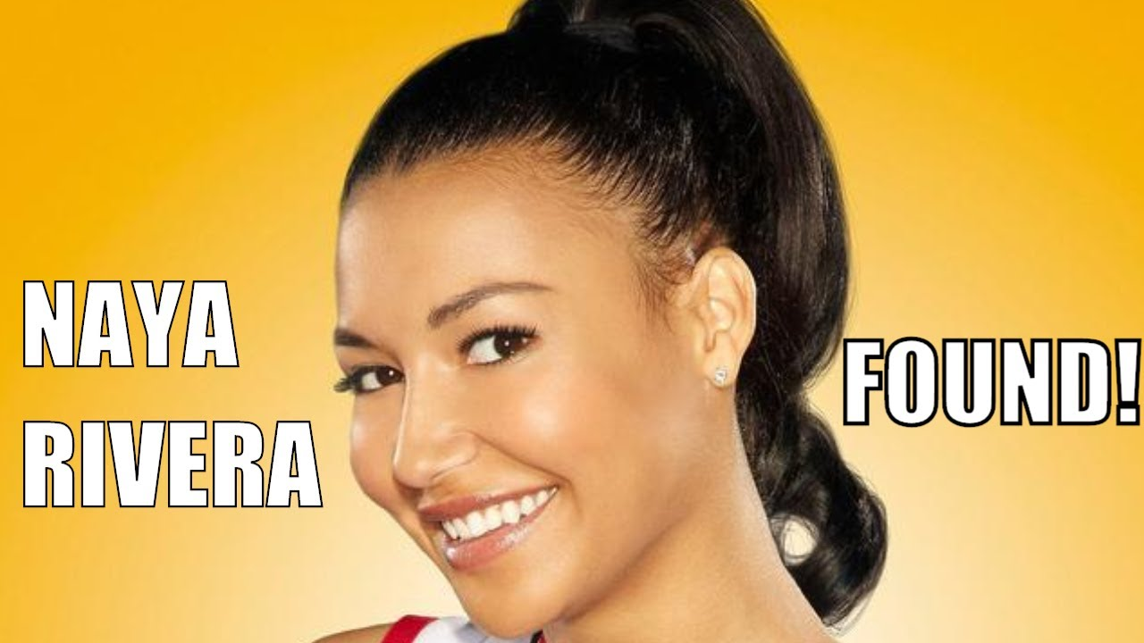 GLEE STAR NAYA RIVERA PRESUMED DEAD!