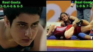 Dangal Movie Mistakes: Reel Final Match Different From Real Final Match