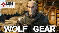 The Witcher 3 Guide - ALL Wolven Witcher Gear Locations