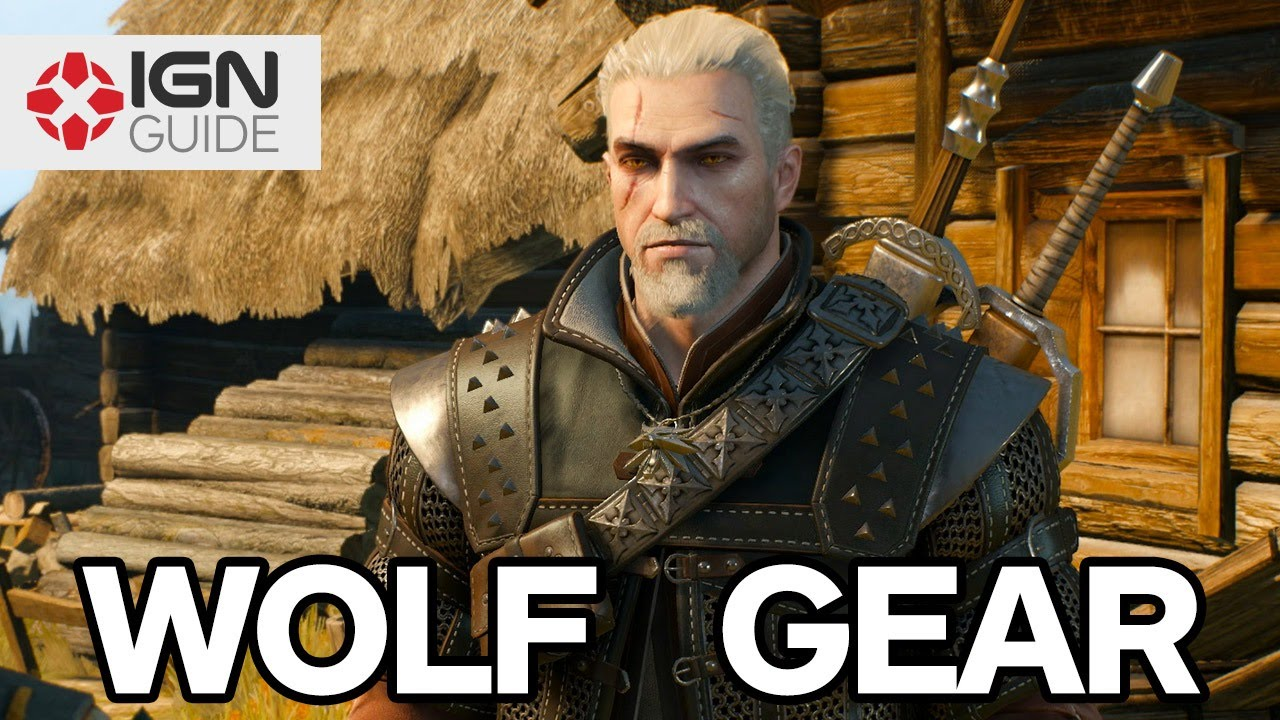 The Witcher 3 Guide All Wolven Witcher Gear Locations Youtube