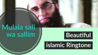 Mulaia sali wa sallim - Beautiful islamic Ringtone by Junaid jumshad (vocal only nasheed)