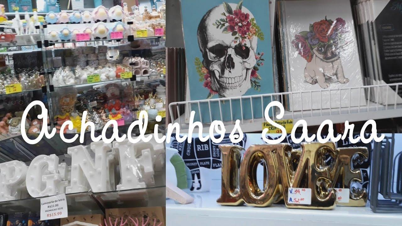 99574196d Achadinhos no Saara + Dicas de Lojas - YouTube