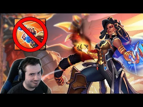 IMANI LEFT CLICK JUST STOPPED WORKING | Paladins Gameplay