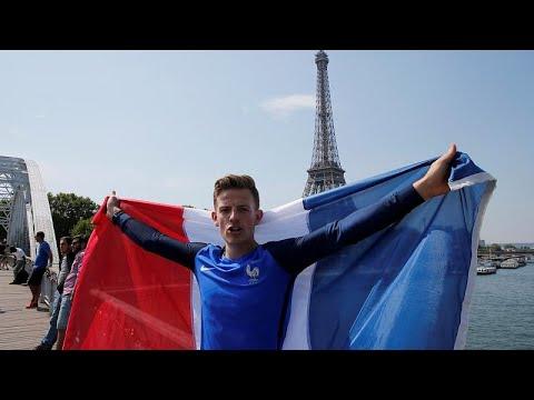 باريس تستعد لنهائي كأس العالم وتأمل في تكرار إنجاز 1998  - نشر قبل 5 ساعة