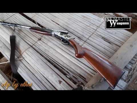 ปืนยาวลูกซอง ไทยประดิษฐ์ ปืนนิยมล่าสัตว์ที่ดีที่สุดในโลก