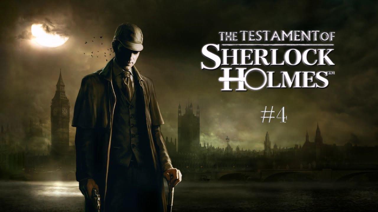 Sherlock Holmes Stream Kinox