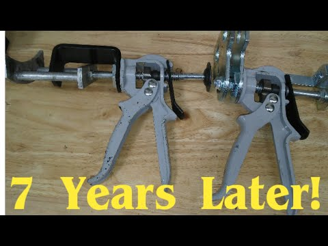Lisle Caliper Piston Depressors Review 7 years later
