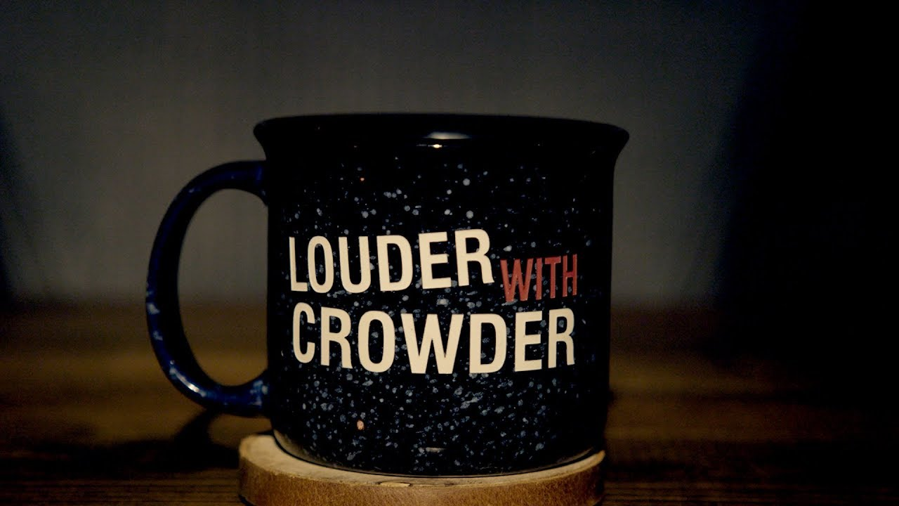 August 1st...LwC RETURNS!   Louder with Crowder