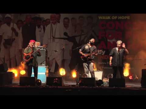 MUSIC OF HOPE - SONG - TANDANU - INDIAN OCEAN CONCERT