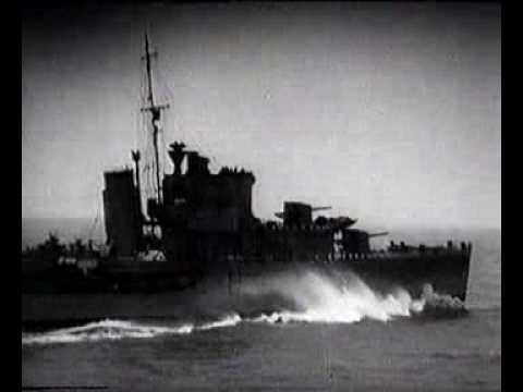 British Fleet World War 2 Part 1
