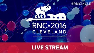 Republican National Convention Live Stream  [Official]