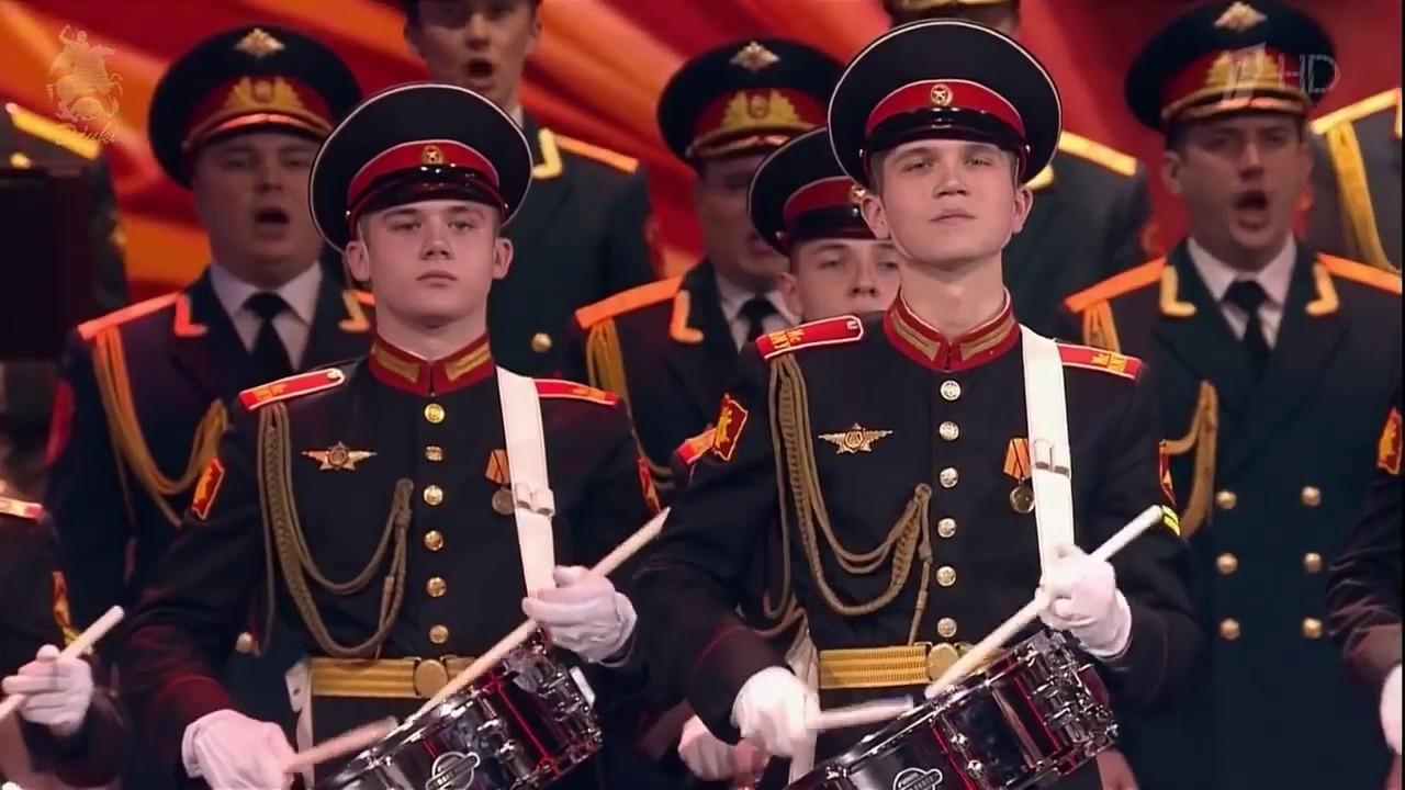 """Russische Musik: """"Russlands Armee"""" - Alexandrow Chor (neues Lied)"""