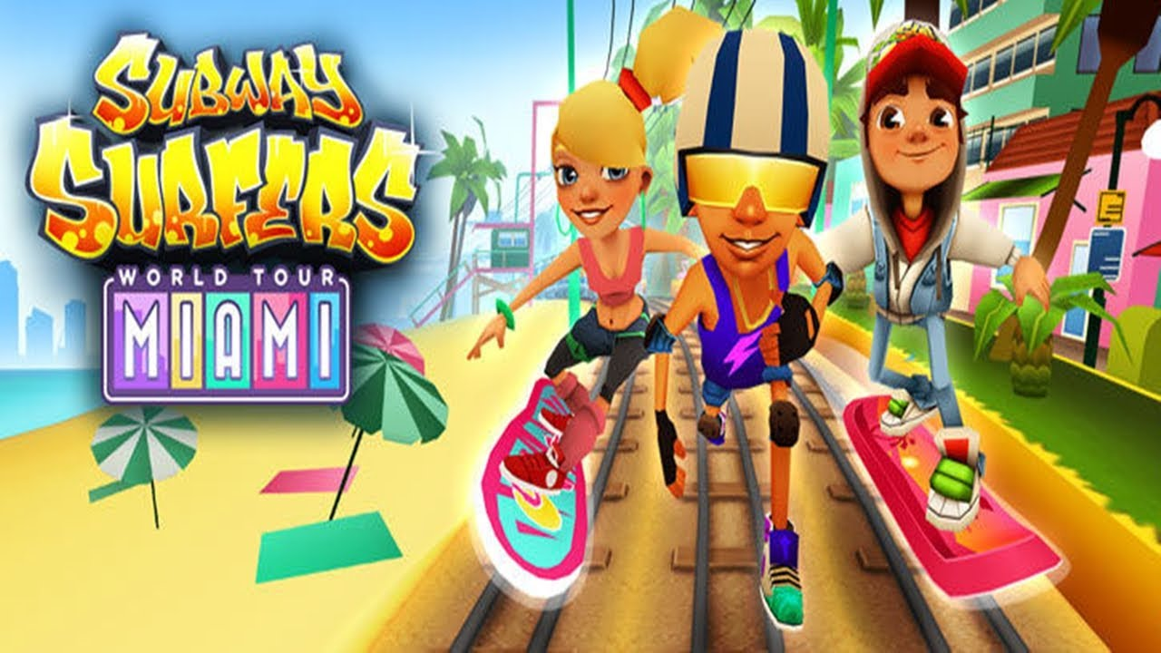 subway surfers de