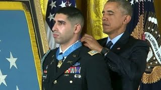 Retired Army captain awarded military