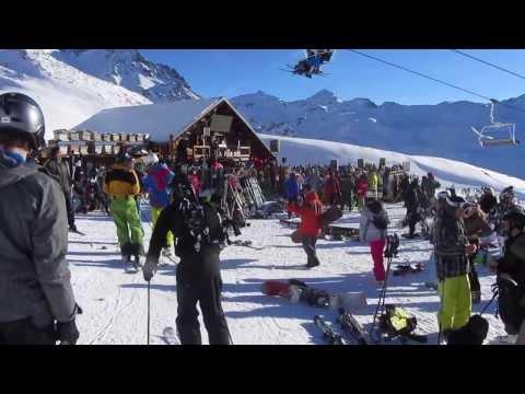 Val T 2014 HWSSC Ski Trip
