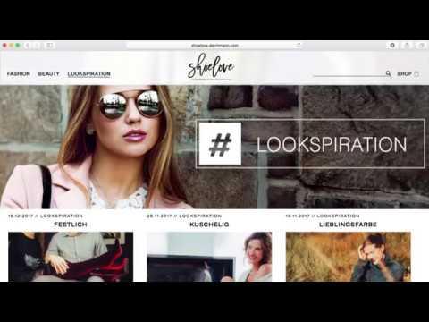 Shoelove by Deichmann - Fashionblog rund um Mode, Beautytipps und Blogger-News