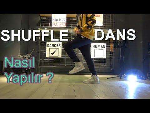 SHUFFLE DANCE NASIL YAPILIR ? [ RUNNİNG MAN] DERS #1 #ERHANKIRCA