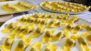 Discover rolled ravioli called casoncelli | Pasta Grannies