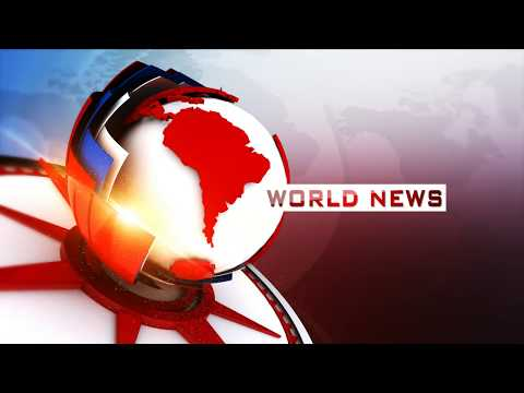 World News Intro Templates | Premier Pro + After Effects Templates