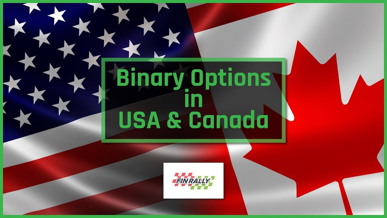 binary options brokers canada