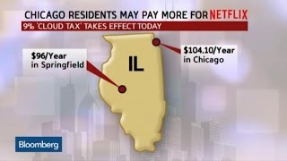'Cloud Tax' Takes Effect in Chicago: Is It Legal?