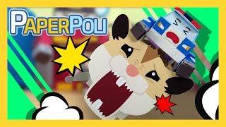 Video 29.The Great Hamster Rescue! | Paper POLI [PETOZ] | Robocar Poli Special download MP3, 3GP, MP4, WEBM, AVI, FLV April 2018