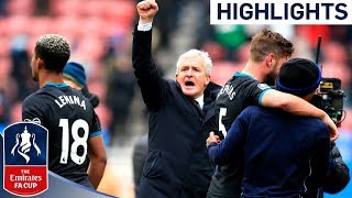Saints See Off Plucky Wigan in Hughes' 1st Game | Wigan 0-2 Southampton | Emirates FA Cup 2017/18