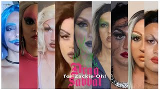 Drag Sabbat: The first greek drag collective demands justice for the murder of Zackie Oh! (Ζακ)