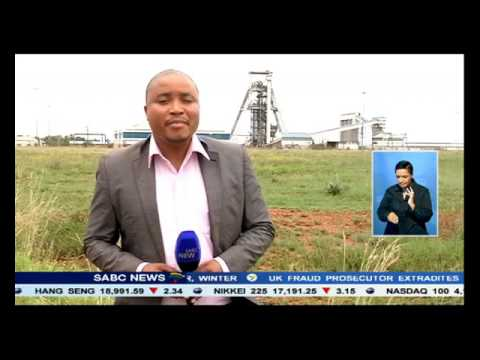 Two illegal miners trapped following a rockfall at Sibanye Gold mine