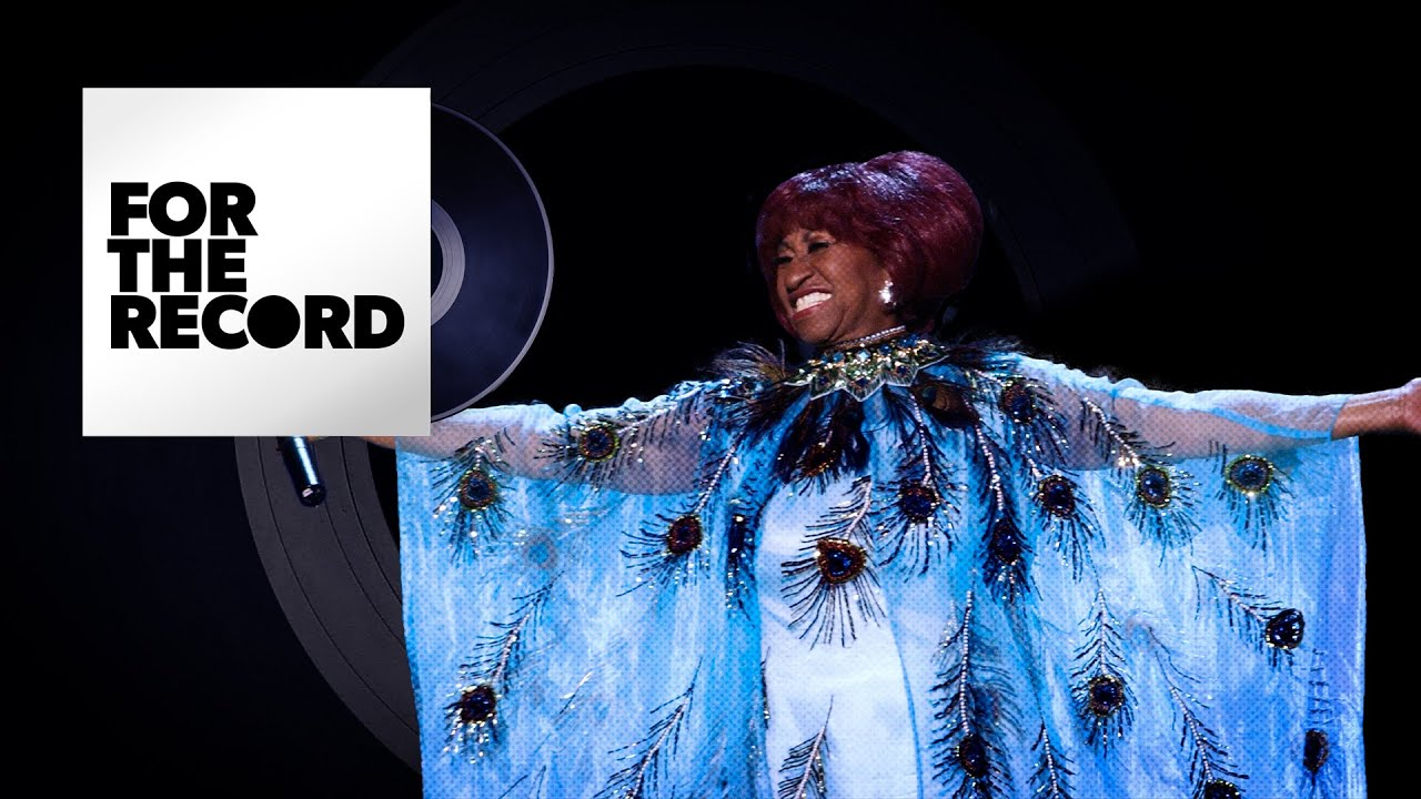 Celebrating Celia Cruz, Queen Of Salsa | For The Record