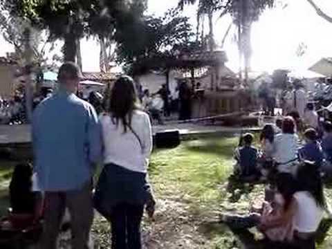 San Diego Balboa Park-International Goumet Day, Persian