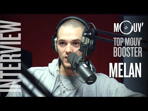 """MELAN : """"Je compte faire de plus en plus de sons en catalan"""" #TOPMOUVBOOSTER"""