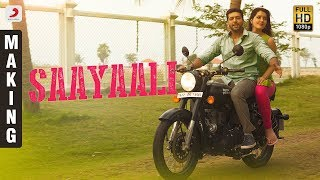Adanga Maru - Saayaali Making Video Tamil