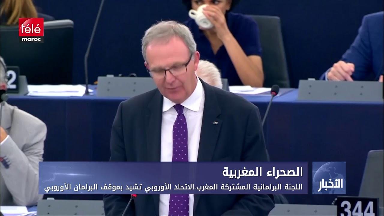 ed7e59f54 الصحراء المغربية : اللجنة البرلمانية المشتركة المغرب-الاتحاد الأوروبي تشيد  بموقف البرلمان الأوروبي - تيلي ماروك