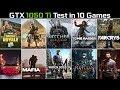 GTX 1050 Ti Test in 10 Games - i5 3570 - 8GB RAM - 1080p #1