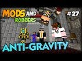 ANTI-GRAVITY MOD ULTRA WALLRUN FUN - Minecraft Modded Cops and Robbers (Starminer Mod)