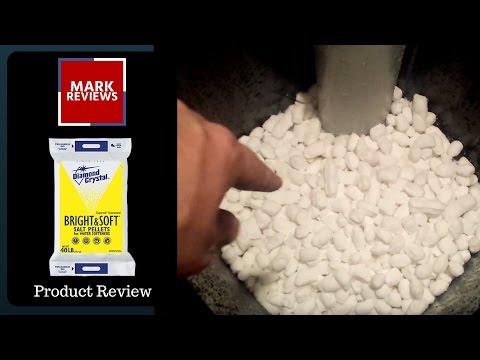 REVIEW - Diamond Crystal Water Softener Salt