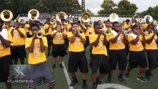 New Orleans All-Star Band - Hustler Musik - 2015 - All In Yo Grill Edition