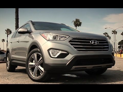 2016 Hyundai Santa Fe - Review and Road Test