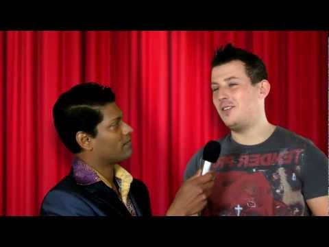 Little Chris - TOWIE - Exclusive interview by Emmanuel Ray