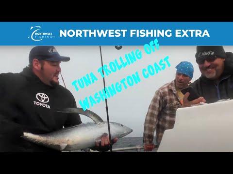 Trolling For Tuna With Cedar Plugs Off The Washington Coast
