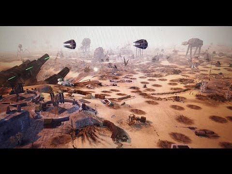 Endless Star Wars Battlefield Invasion