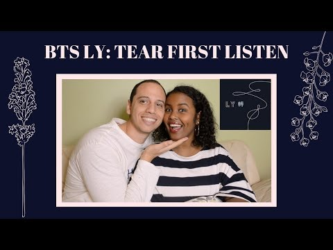 BTS LOVE YOURSELF TEAR FIRST LISTEN REACTION (BTS REACTION)
