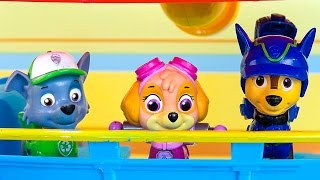 Щенячий патруль все серии подряд Развивающие мультики Герои в масках Игрушки мультфильмы для детей