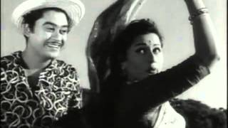 Haal Kaisa Hai Janab Ka - Chalti Ka Naam Gadi - Kishore Kumar, Madhubala