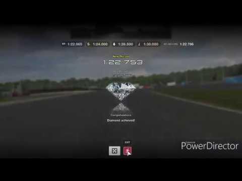 GTSport Lewis Hamilton Challenge Basic Track Guide 3 : Brands Hatch