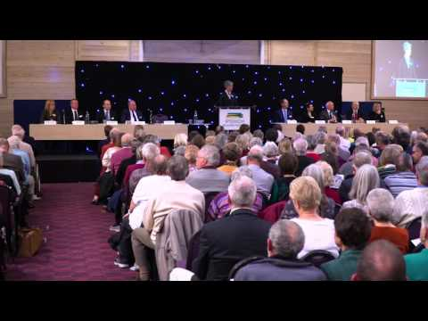 Ipswich Building Society AGM 2017