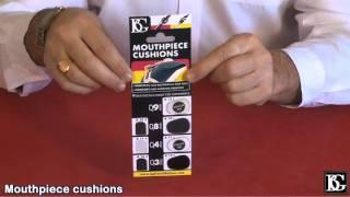 A10 SAX & CLARINET MOUTHPIECE CUSHIONS BG FRANCK BICHON