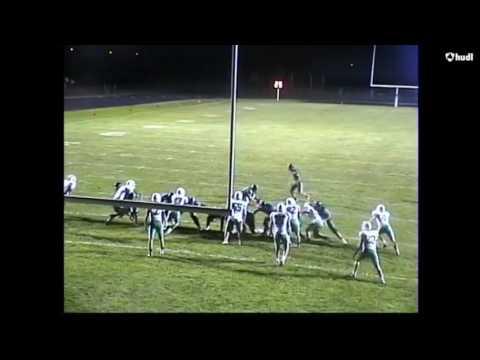 Marcus Reeves - Tinora High School Kicker - 2017