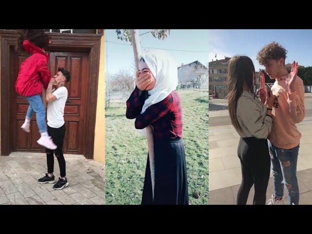 تجميع فيديوهات تيك توك نور مار بارش و شيراز الجزائرية و الاتراك جلادين tik tok